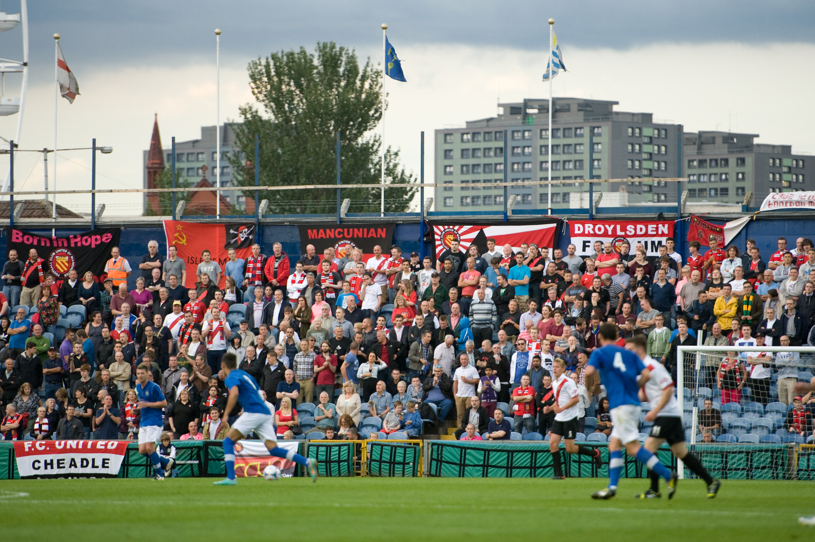 More Coronation Street than Wall Street – Investing in non-league