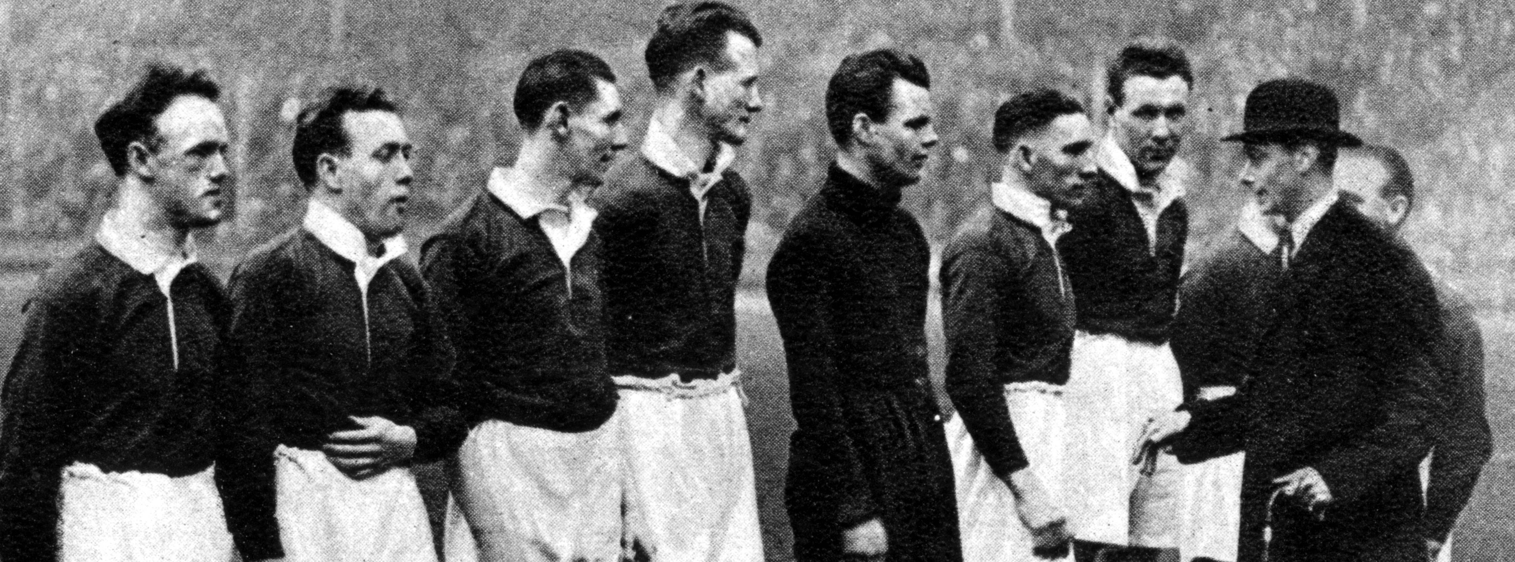 "Recalling Scotland's ""Wee Blue Devils"" of 1928"