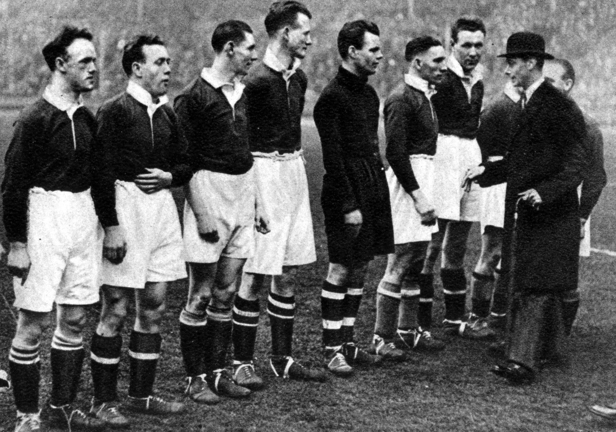 "Great Reputations: Scotland's ""Wee Blue Devils"" of 1928"