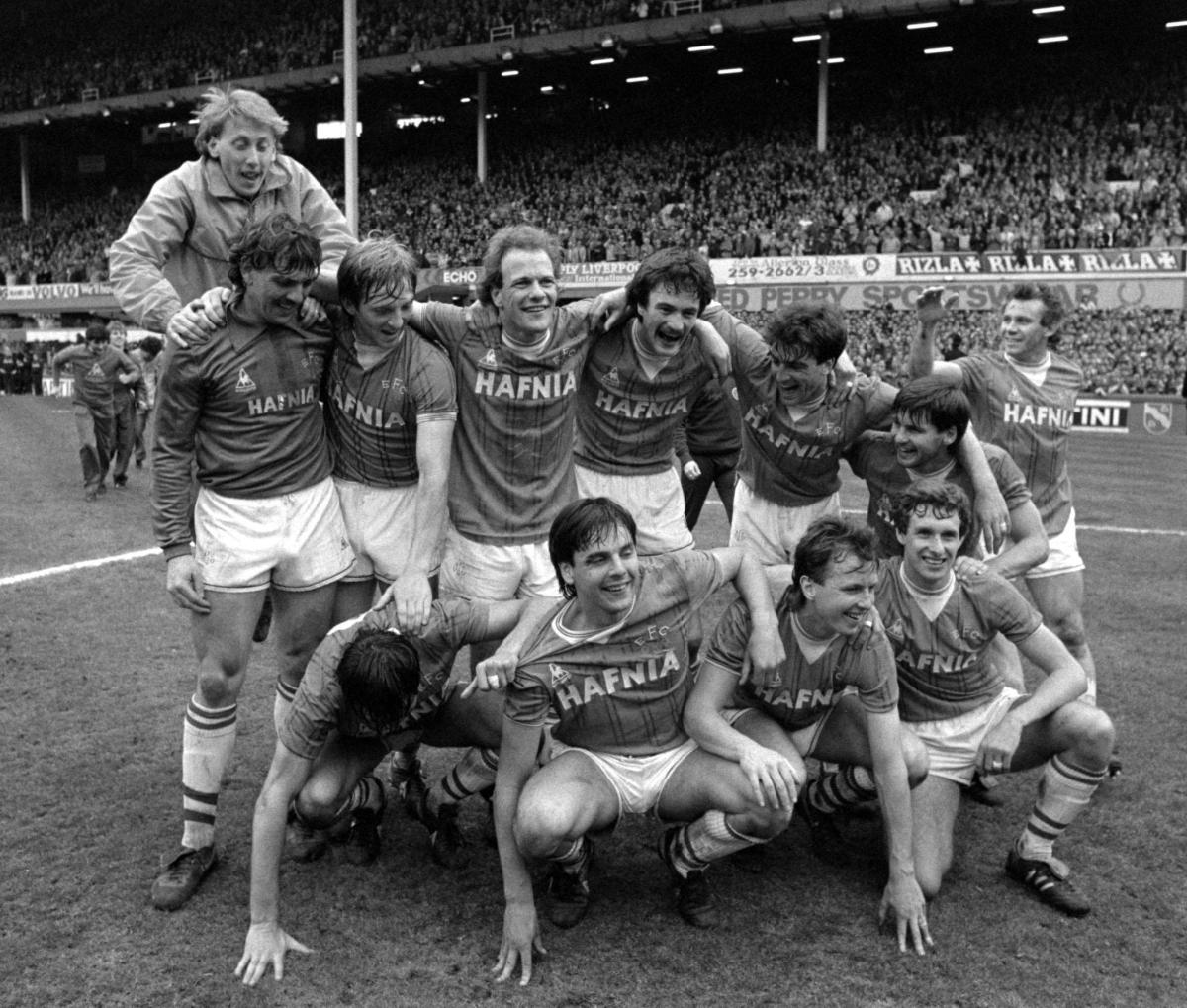 We are the Champions: 1984-85 - Everton