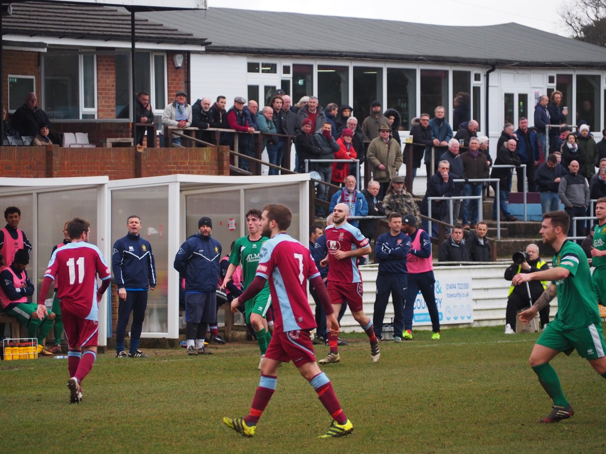 Commentary Box: The uphill battle to save non-league