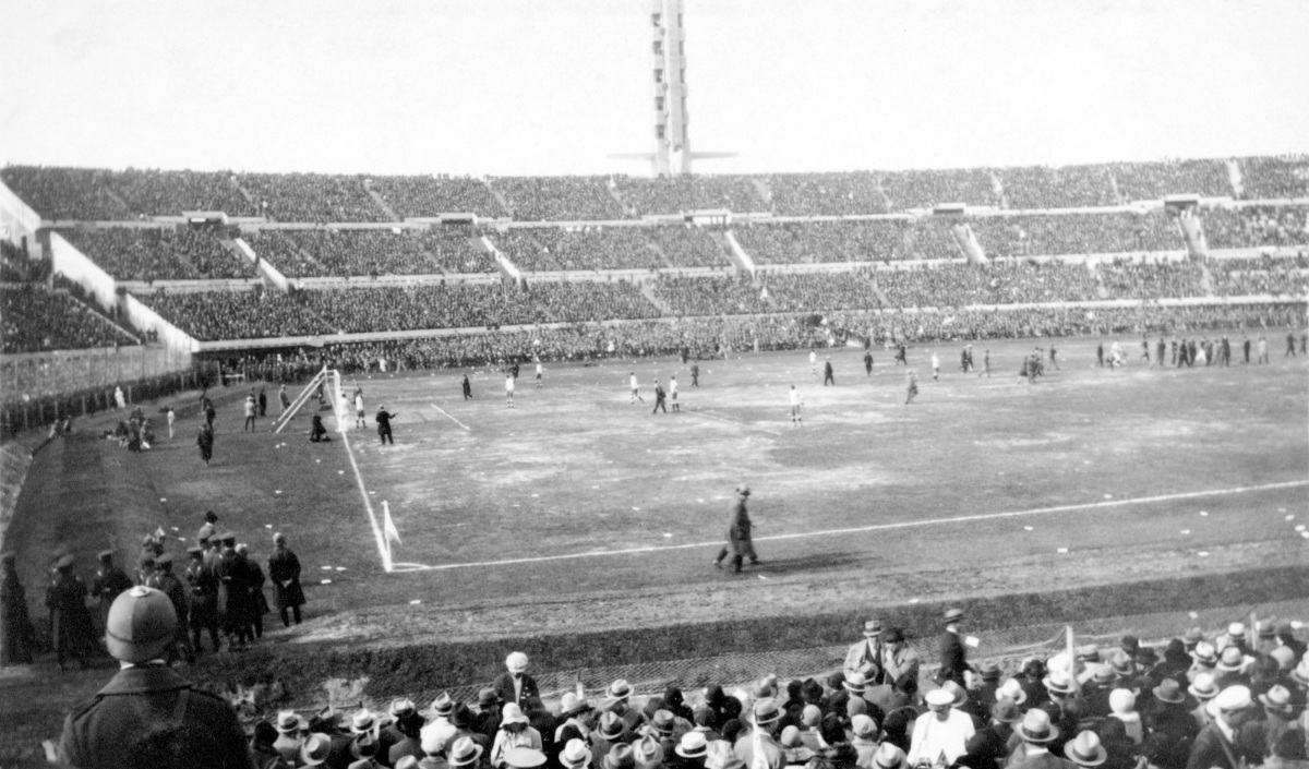 Soccer City: Montevideo - a football heritage site longing for success