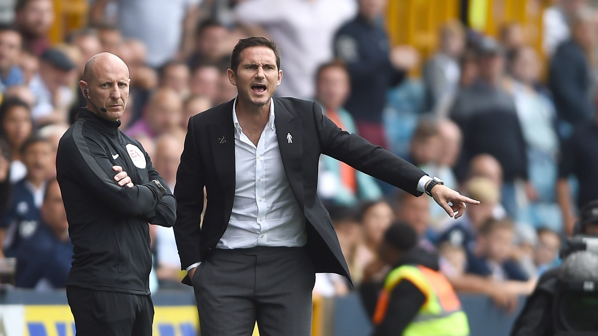 Lampard's lament in Cold Blow Lane