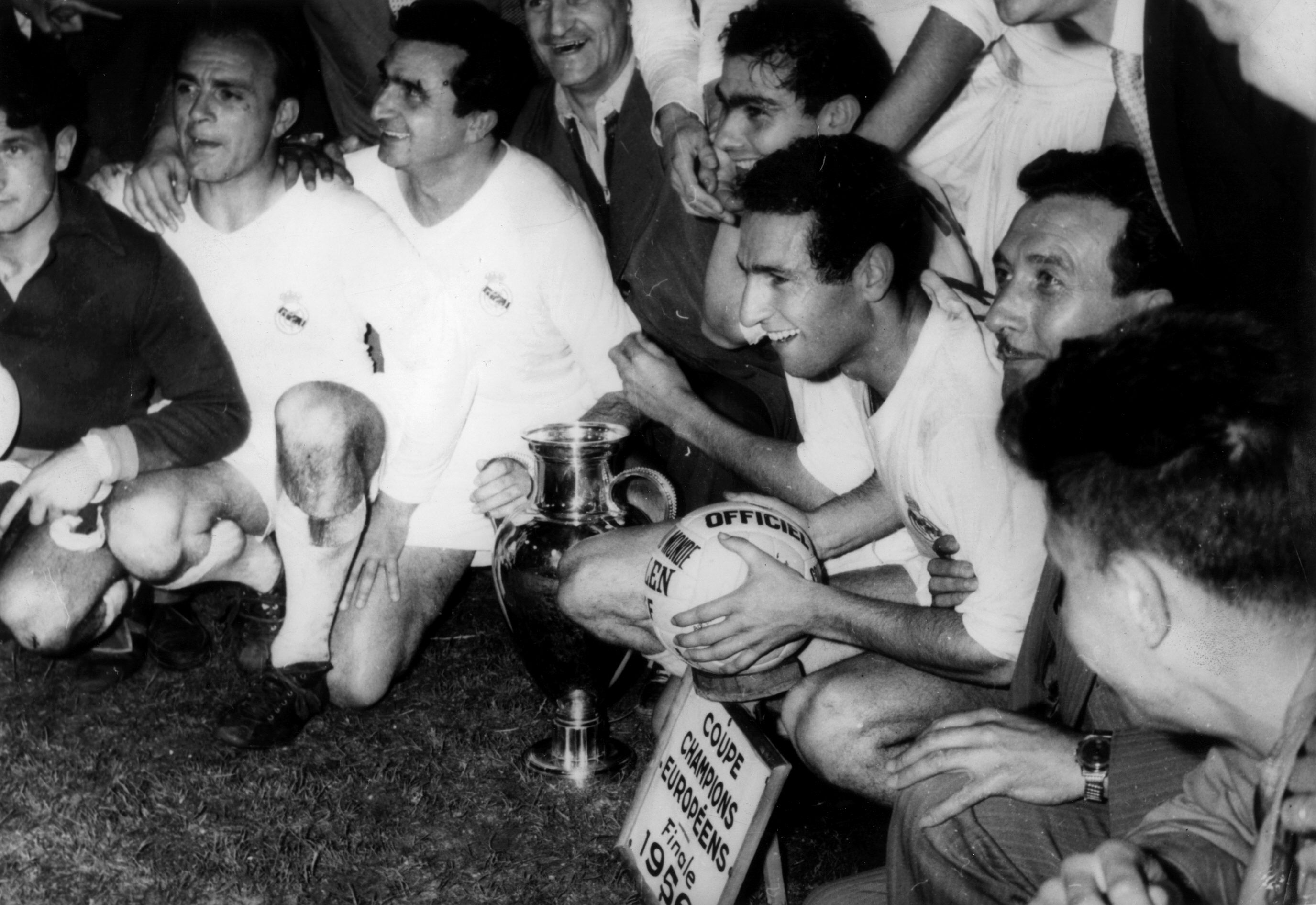 Europe's Champions: 1955-56 – Real Madrid