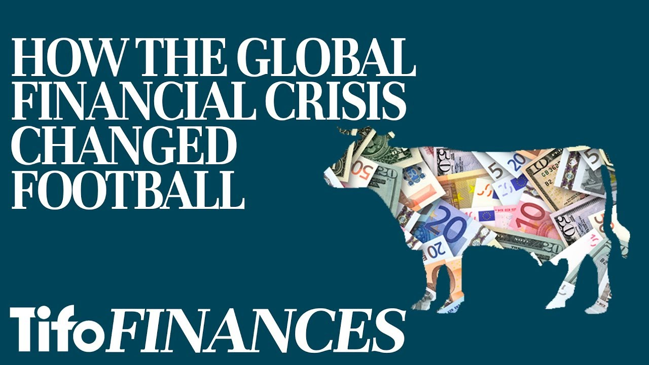 GOTP featured on TIFO – The global financial crisis and football