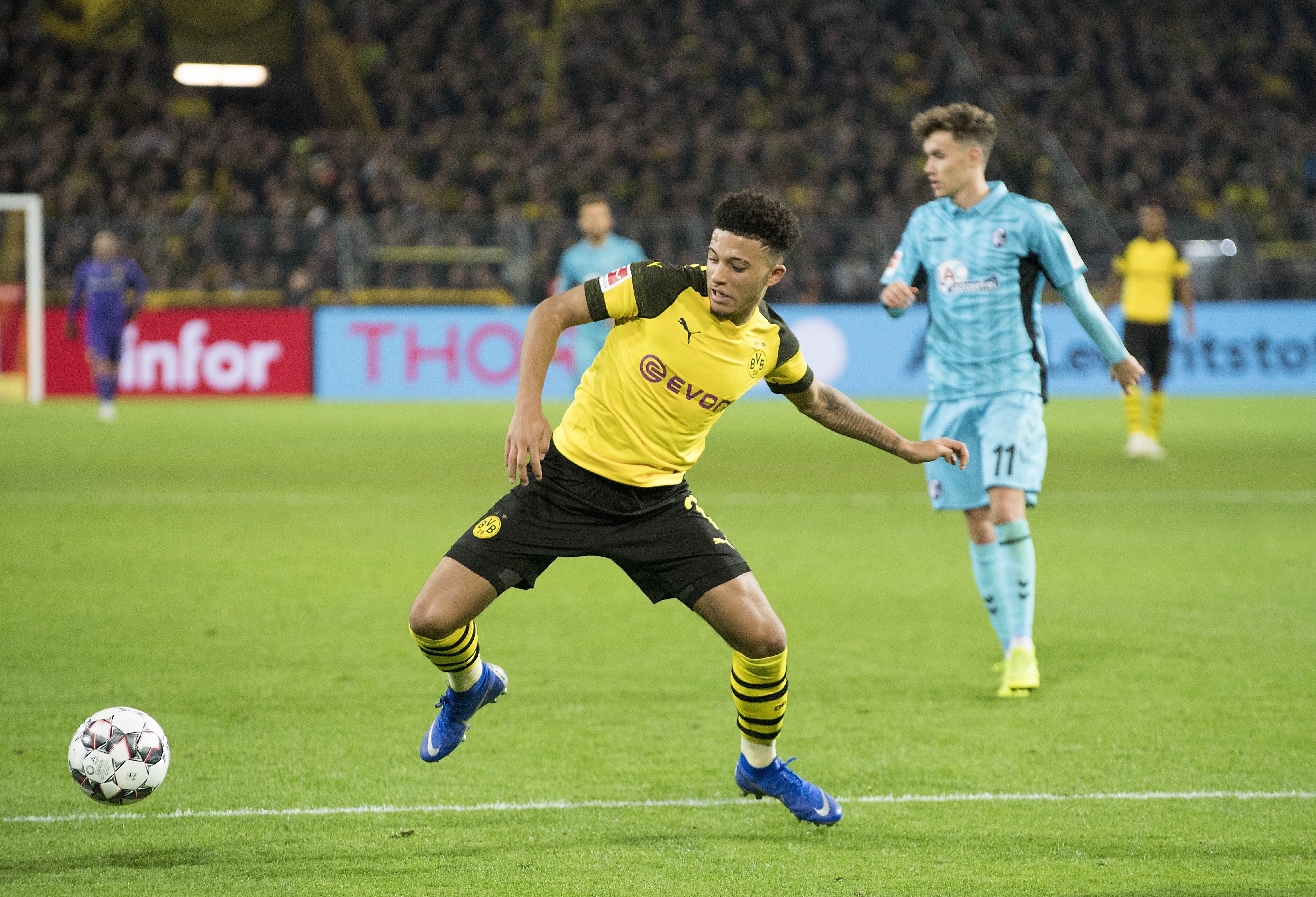 Club of the Month: Borussia Dortmund – back in contention