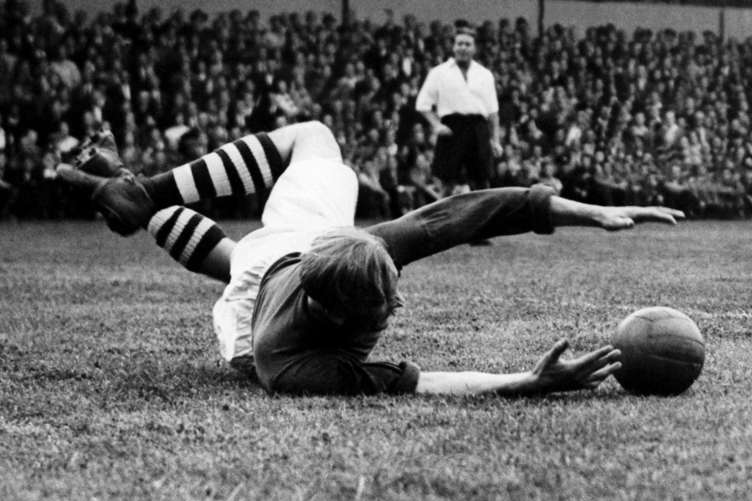 The Trautmann film – gentle, poignant and authentic