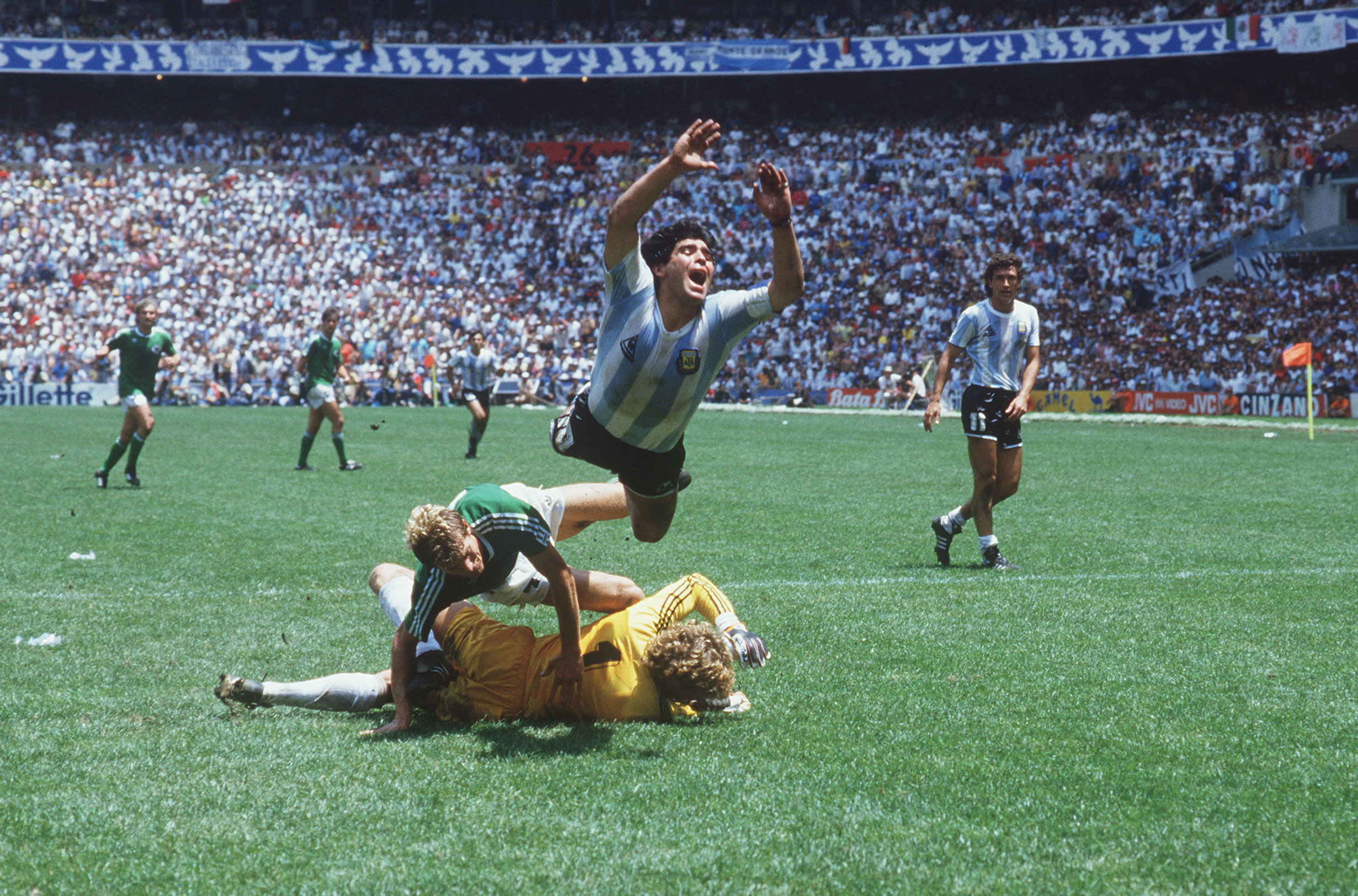Fool or hero? Maradona movie shows why he was like no other