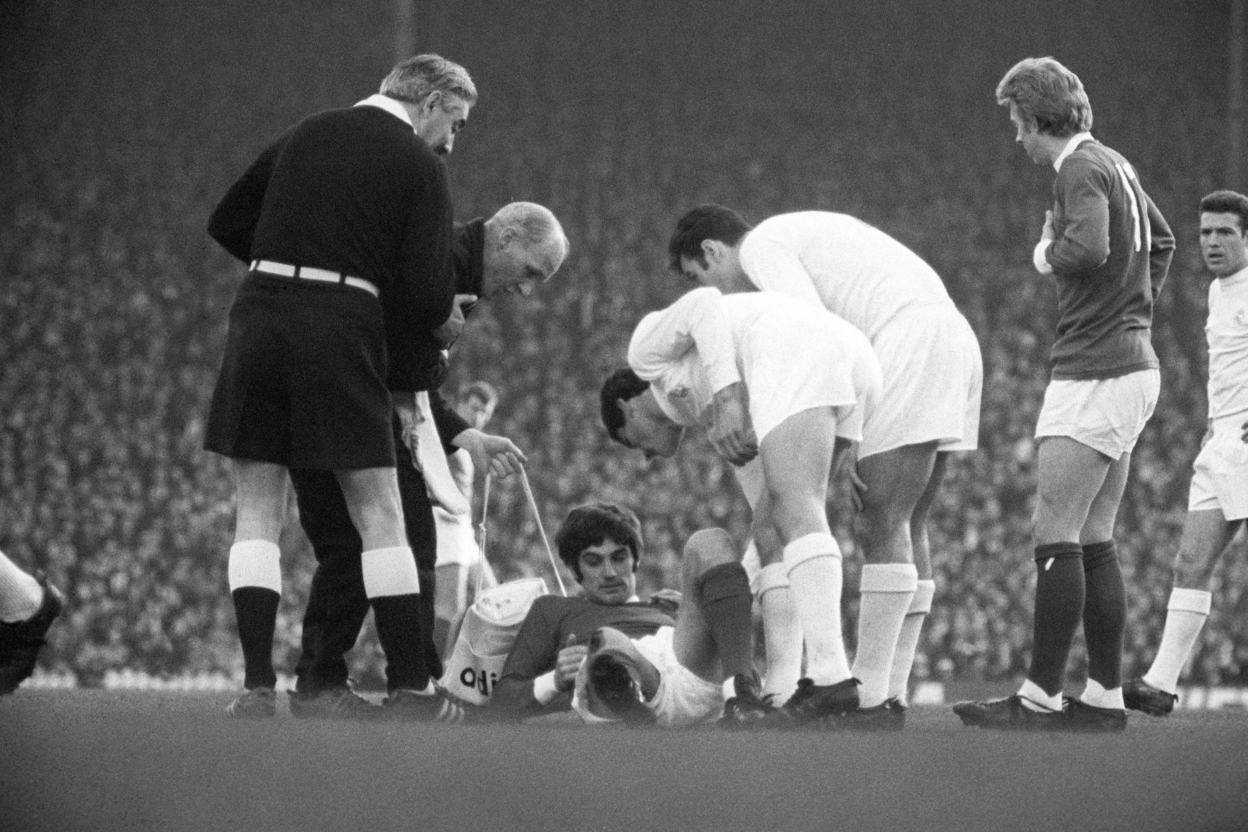 Manchester United 1968 – triumph before the fire went out