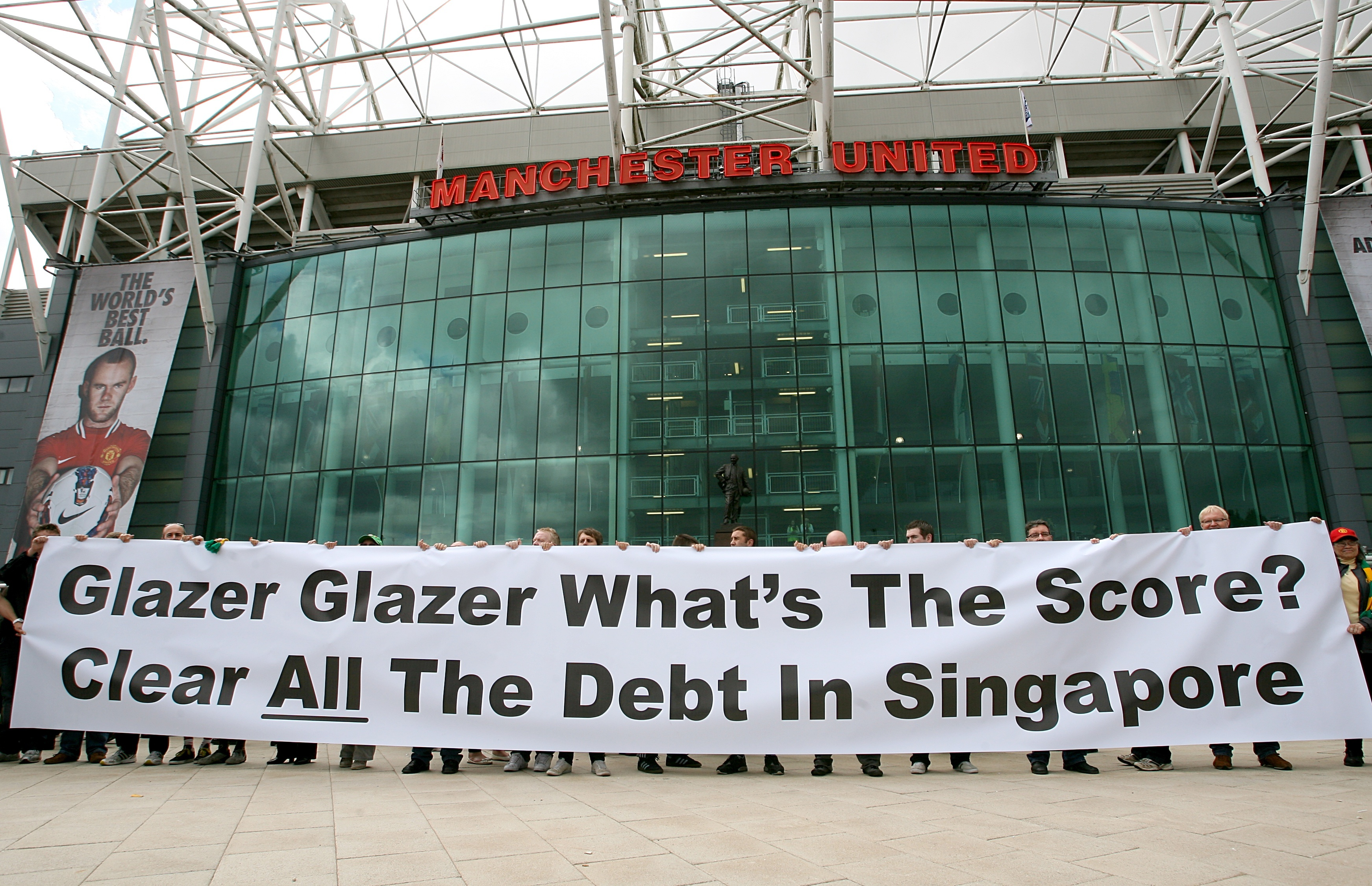 Like it or not, football has to be more aligned to finance
