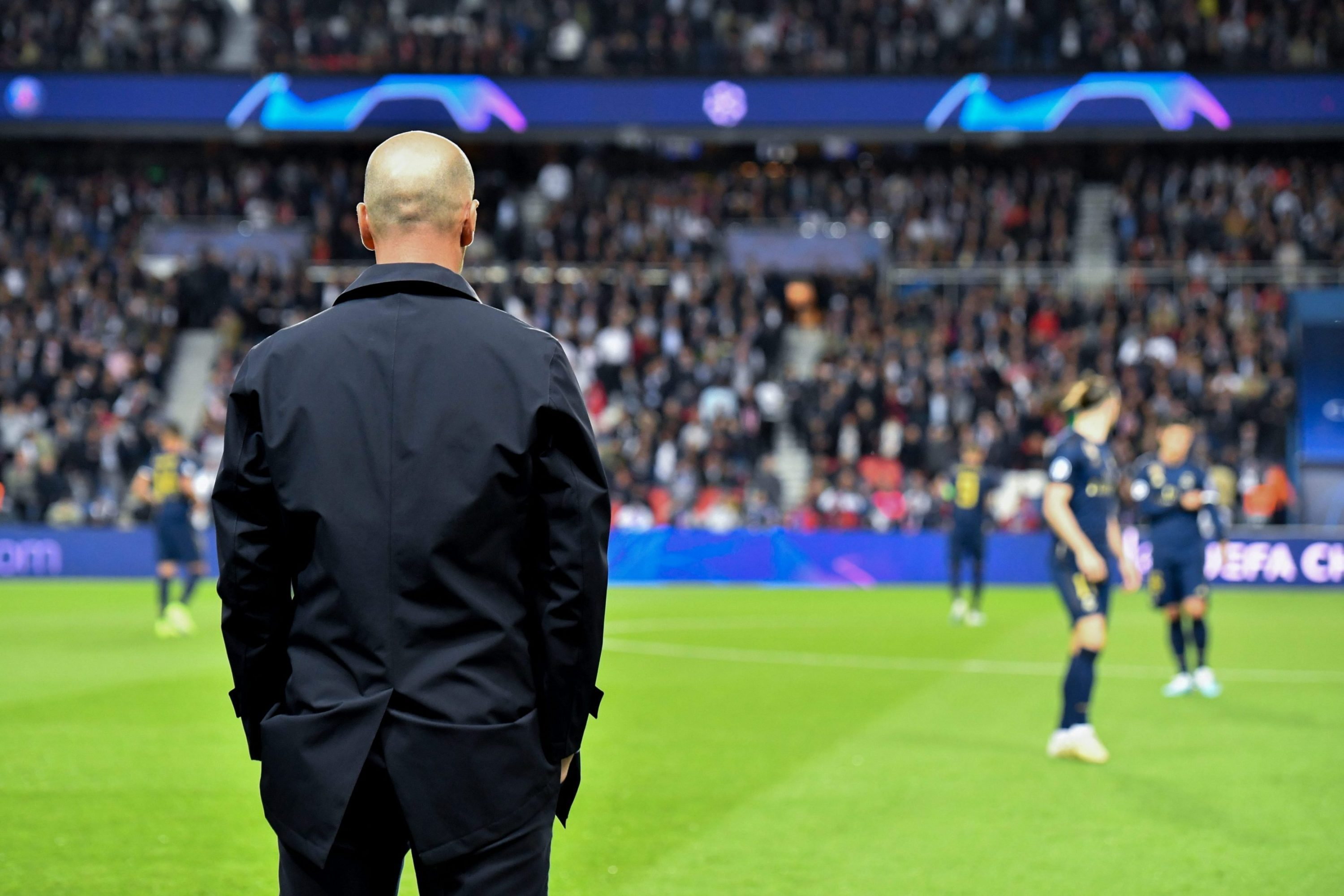 Real Madrid: Zidane has to stave off the Mourinho threat