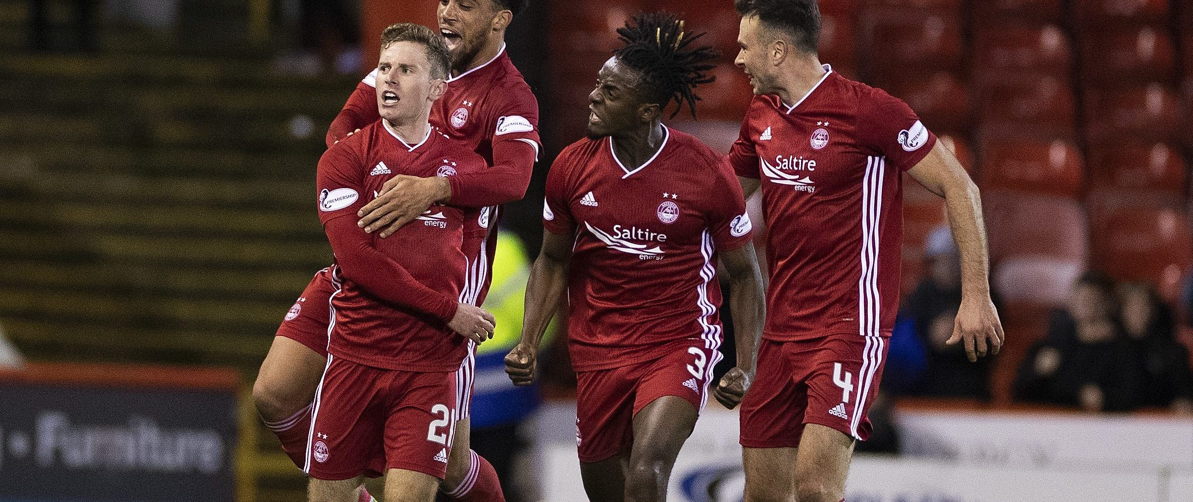 Aberdeen wary of the Glasgow gap