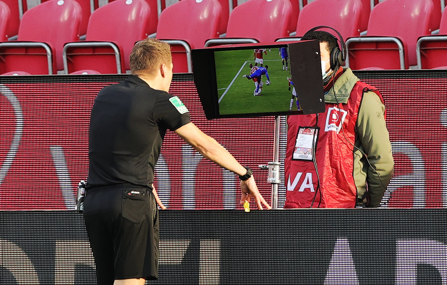 VAR: Time to rethink before someone does it for us