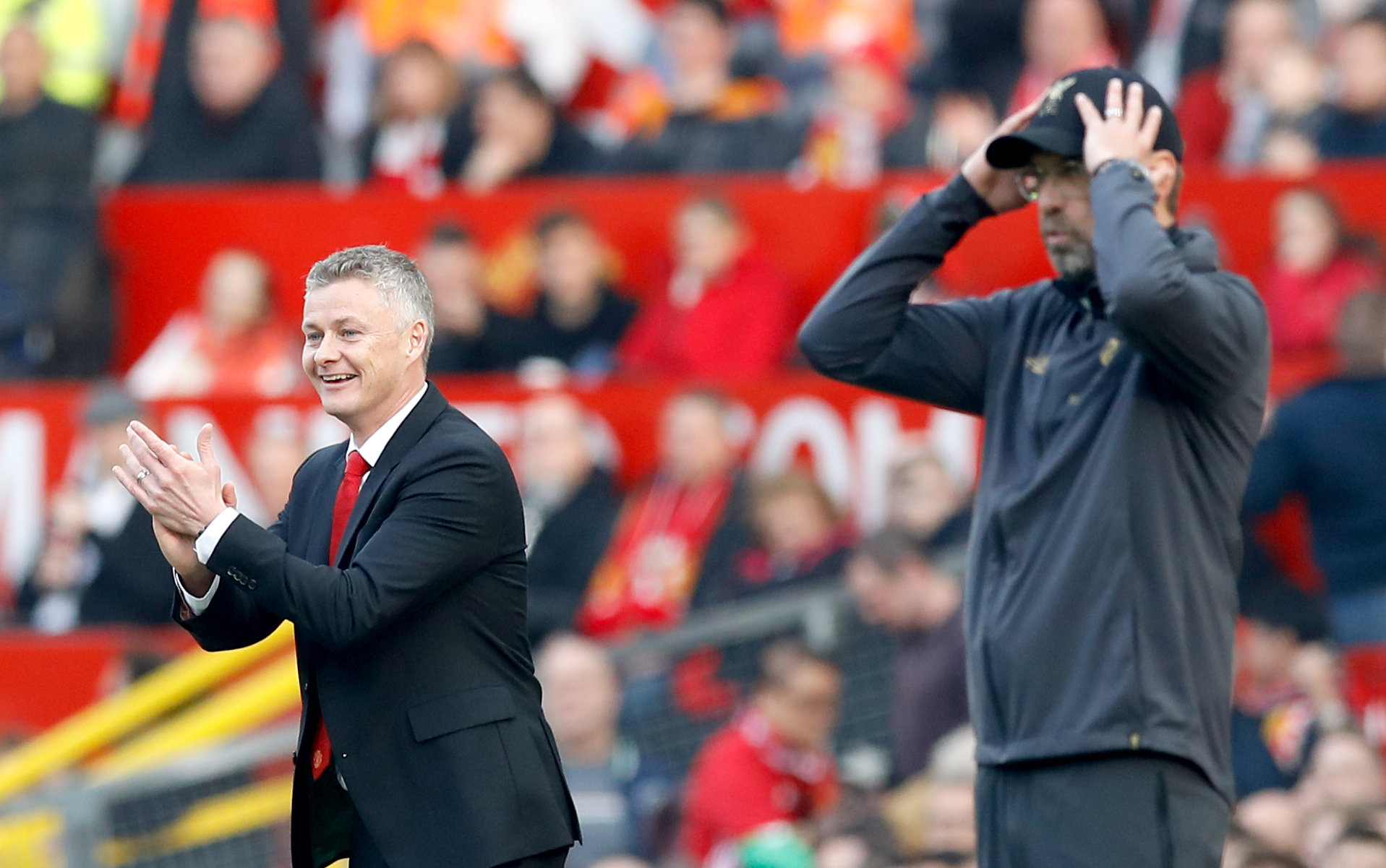 The United renaissance will be tested by two clashes with Liverpool