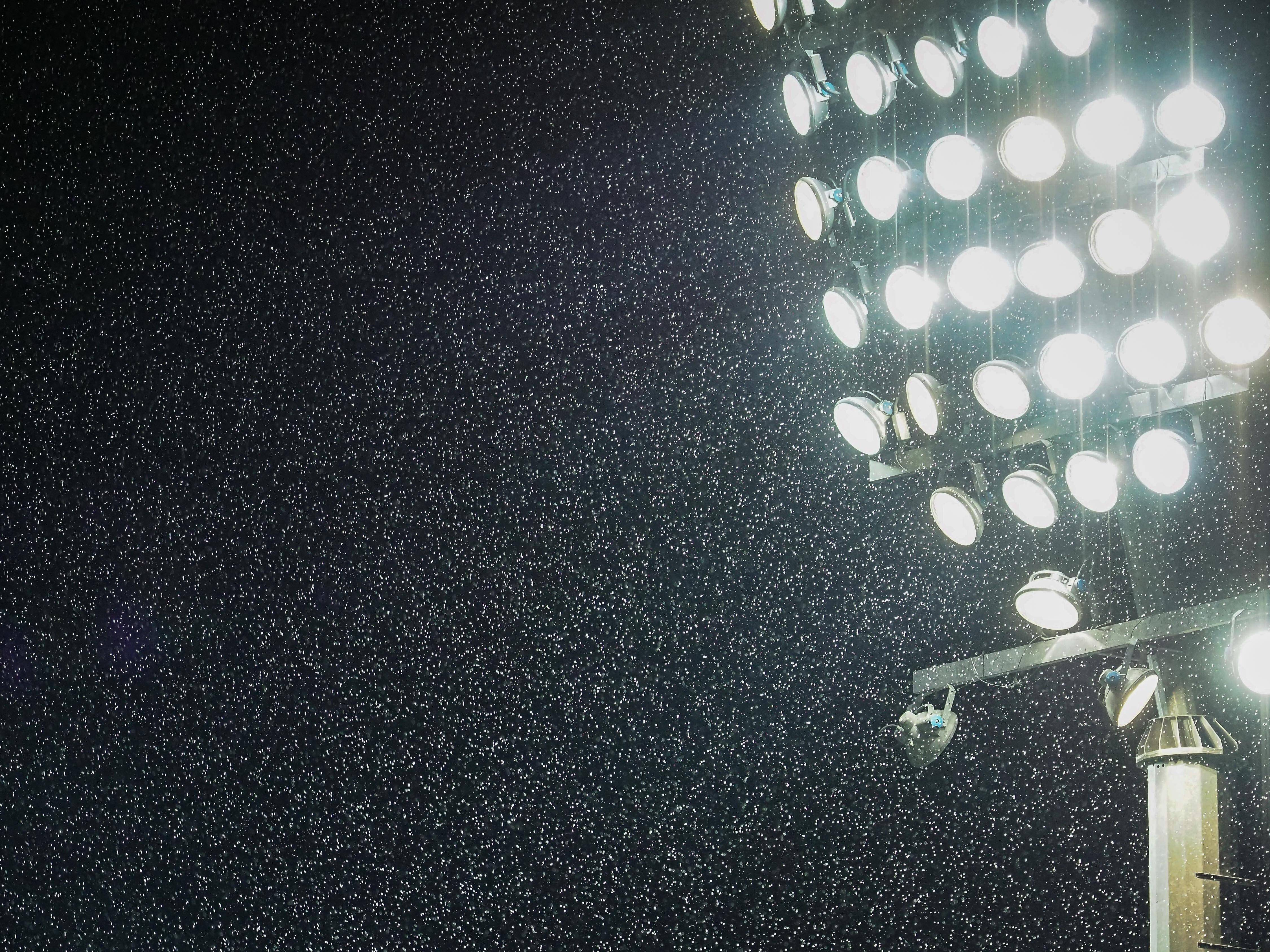 Light up the sky – the peculiar appeal of floodlights