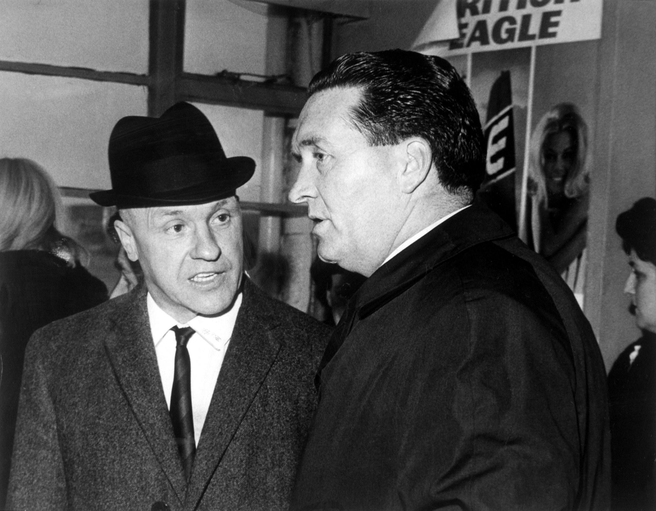 Busby, Shankly and Stein – the three kings bearing gifts and wisdom