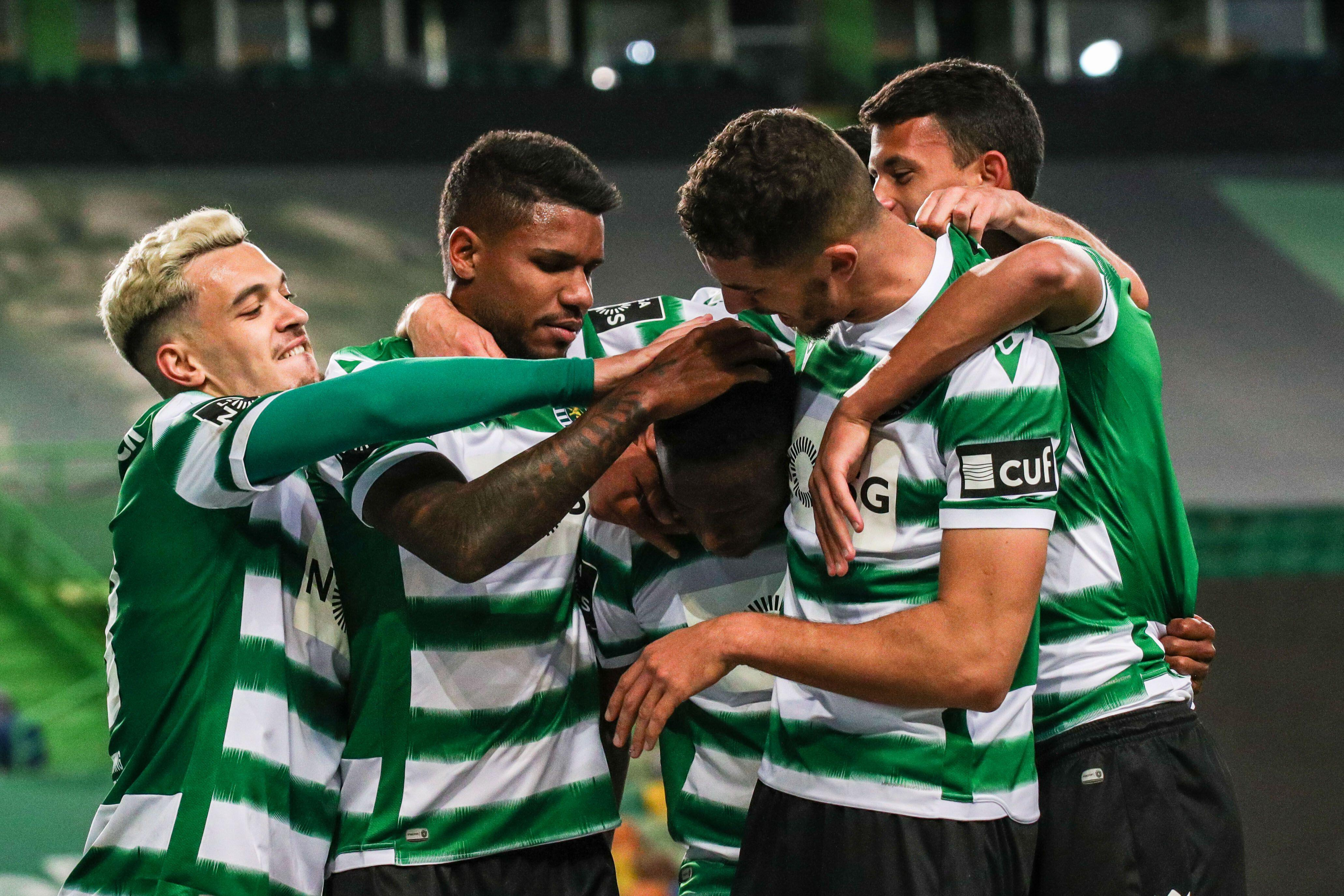 This Sporting life suddenly looks grand in Lisbon