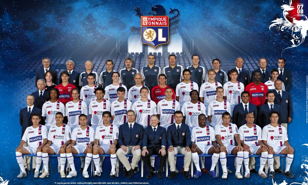 2007-2008 equipe